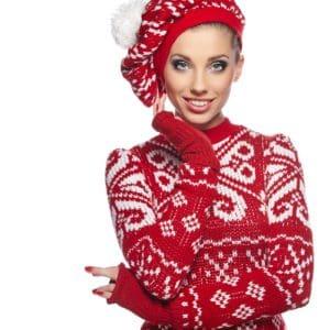 Julesweater til damer