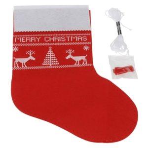 Lav dit eget fil - Lav din egen julesok