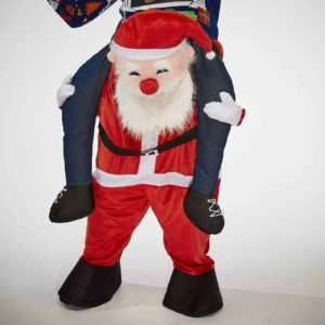 Jule kostumer og julemandskostume