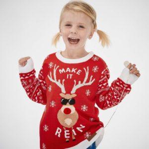 Julesweater til børn og baby